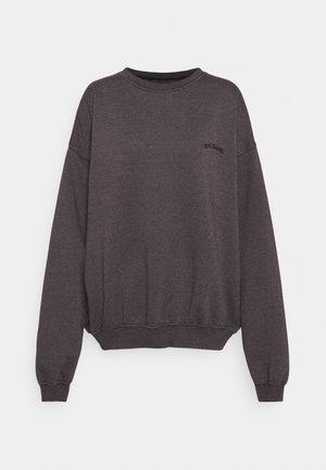 CREWNEWCK  - Sweatshirt - grape