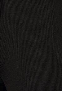 Pieces Curve - WIDE PANT LOUNGE CURVE - Teplákové kalhoty - black - 2
