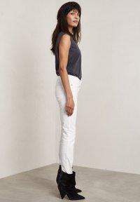 Hunkydory - Slim fit jeans - frosty chalk - 3