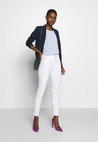 TOM TAILOR - KATE - Slim fit jeans - white - 1