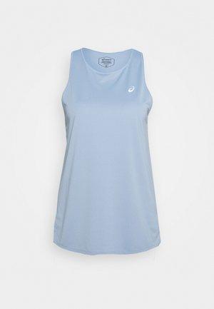 RACE SLEEVELESS - Sports shirt - mist