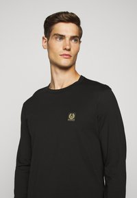 Belstaff - LONG SLEEVED  - Langarmshirt - black - 5