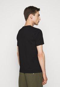 C.P. Company - SHORT SLEEVE - Basic T-shirt - black - 2