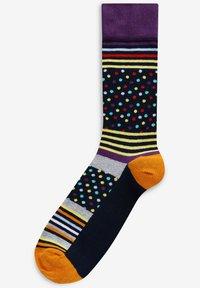 Next - 8 PACK - Socks - blue - 6