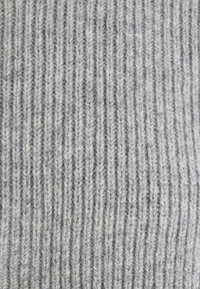 Samsøe Samsøe - FLINTI TURTLE SCARF  - Other accessories - grey melange - 2