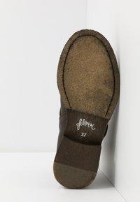Felmini - COOPER - Cowboy/biker ankle boot - militar - 6