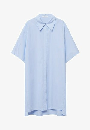 Shirt dress - bleu ciel