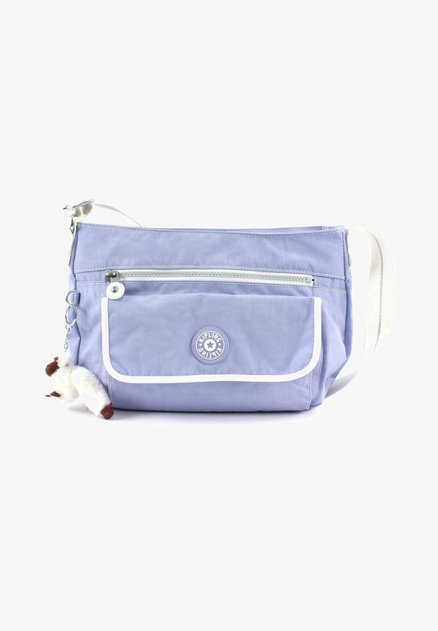 BASIC EYES WIDE OPEN SYRO - Across body bag - lilac bl