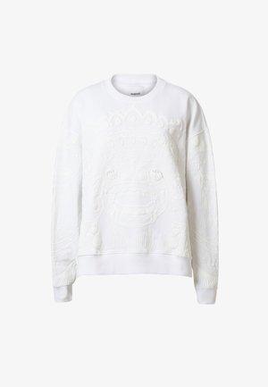 Felpa - white