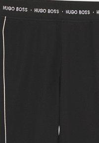 BOSS Kidswear - Legíny - black - 2