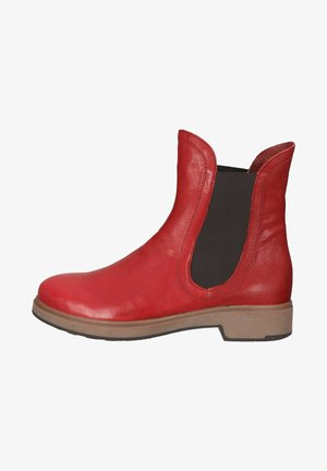 Ankle boots - melograno