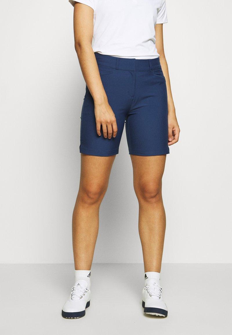 adidas Golf - Sports shorts - tech indigo