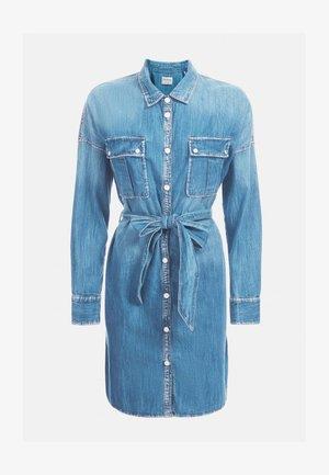 Vestito di jeans - blau