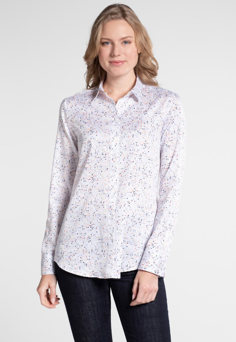 Eterna - Button-down blouse - multi-coloured