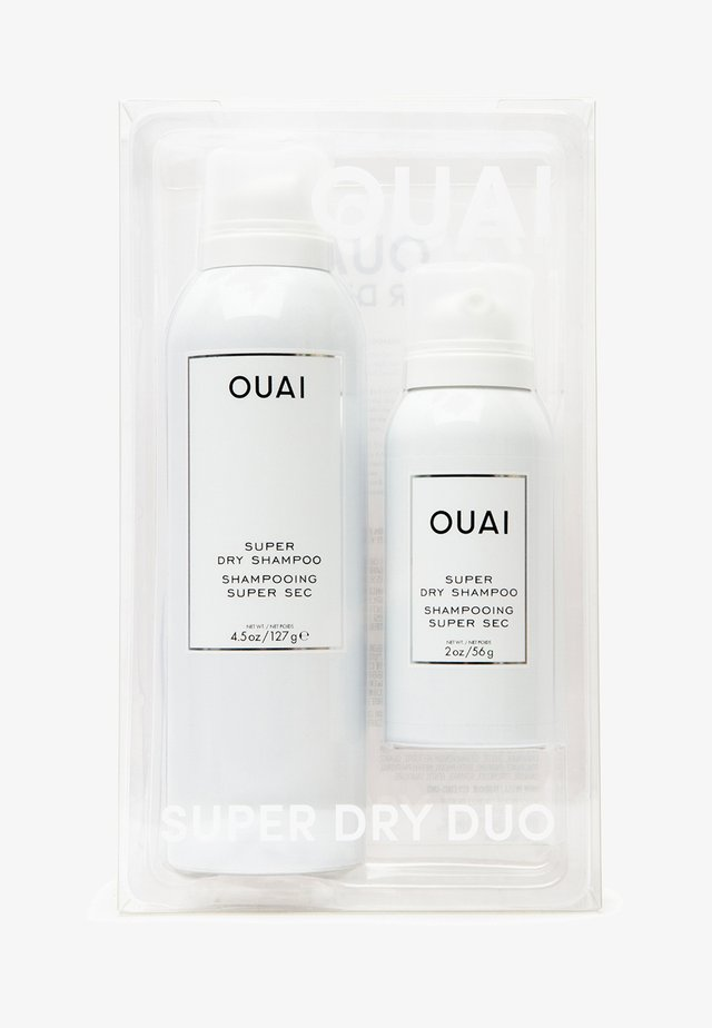 SUPER DRY SHAMPOO DUO KIT - Hair set - -