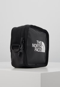 The North Face - EXPLORE BARDU UNISEX - Across body bag - black/white - 4