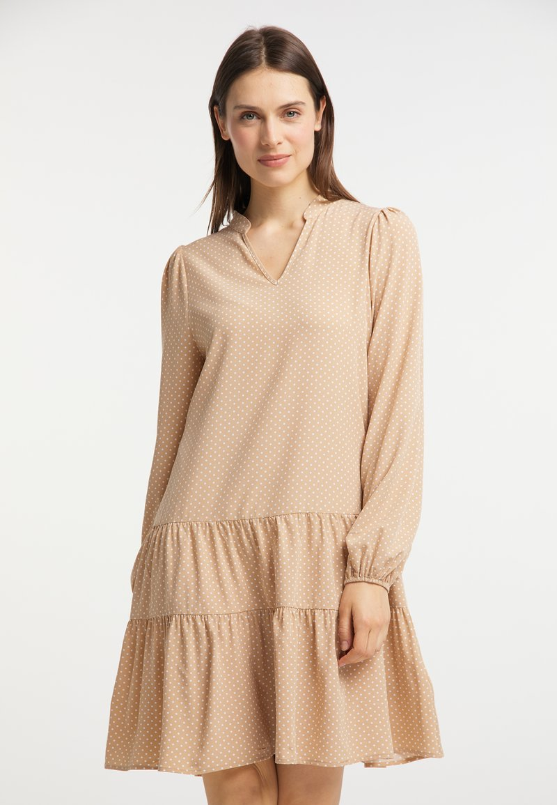usha - Day dress - beige