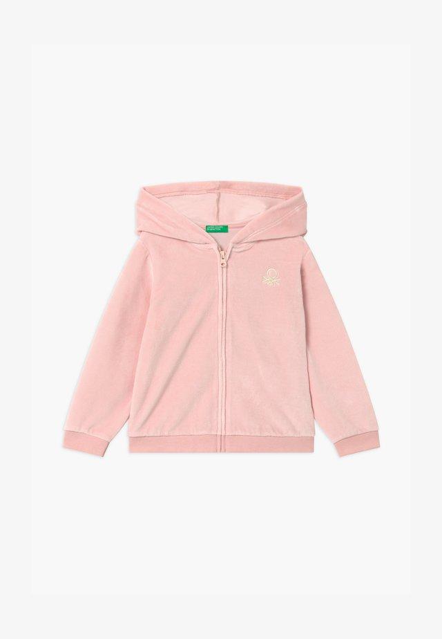 HOOD  - Felpa aperta - pink