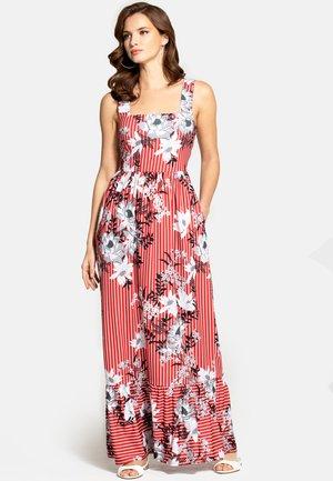 Maxi šaty - red
