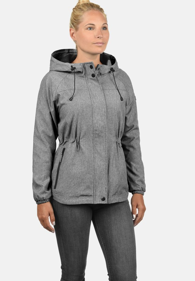 WINDBREAKER ODA - Outdoor jacket - black