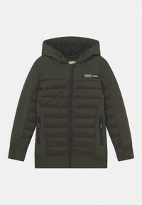 Vingino - TEVISI SET - Winter jacket - proud army - 0