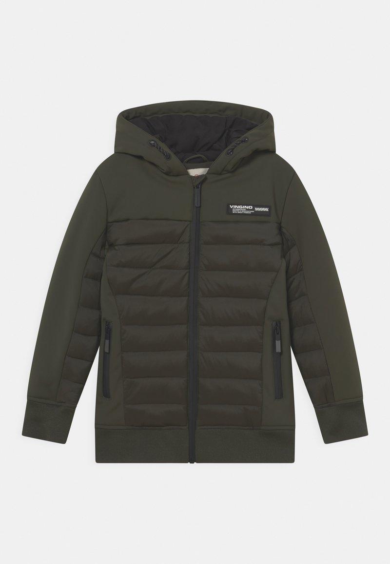 Vingino - TEVISI SET - Winter jacket - proud army