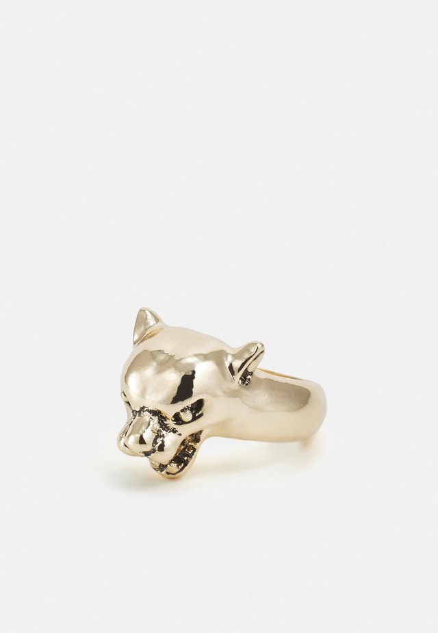 WILDCATS 3D PANTHER - Anello - gold-coloured