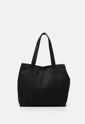 JUNA - Tote bag - jet black