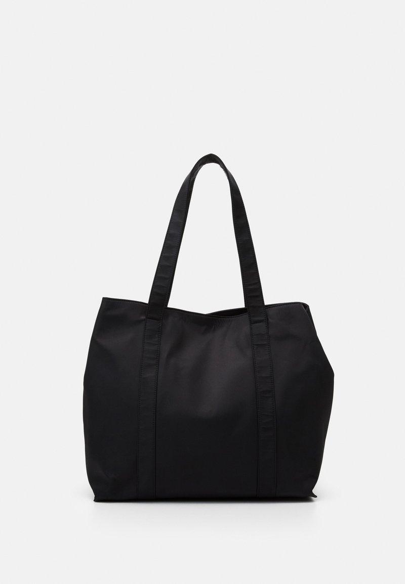 HVISK - JUNA - Shopping bag - jet black