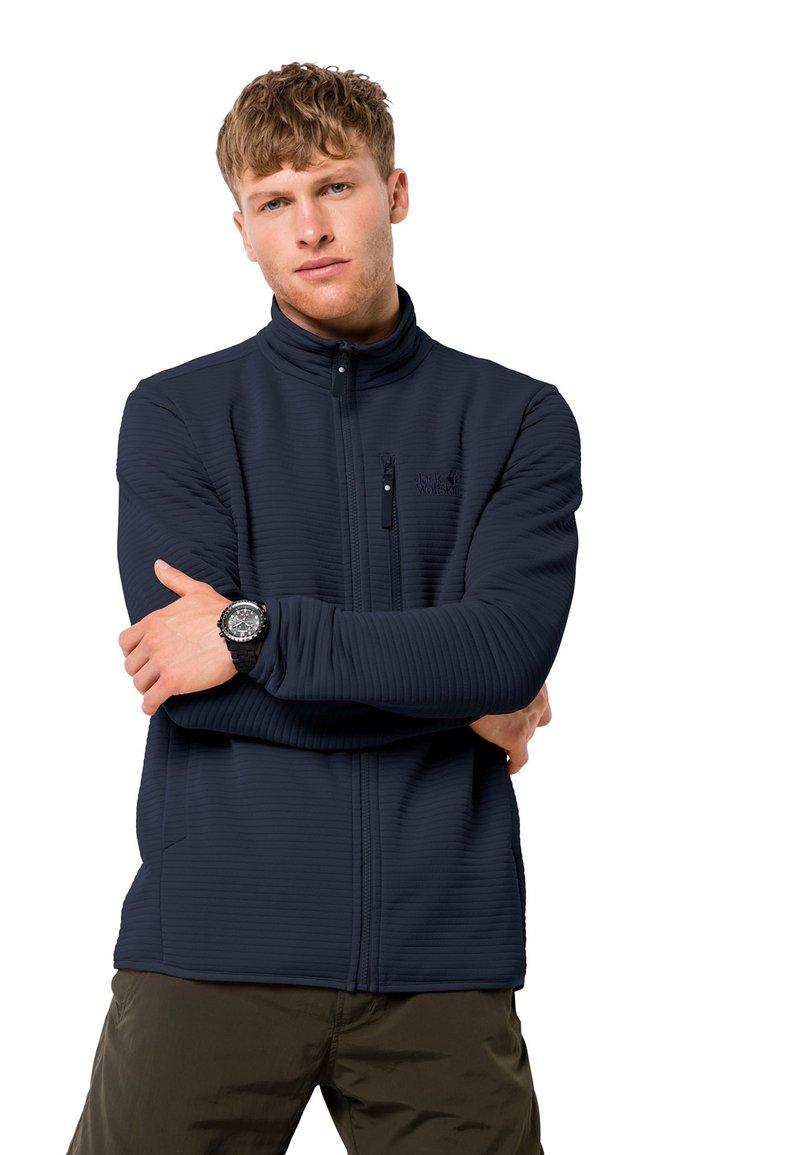 Jack Wolfskin - MODESTO - Light jacket - night blue
