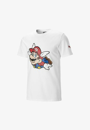 SUPER MARIO - Print T-shirt - white