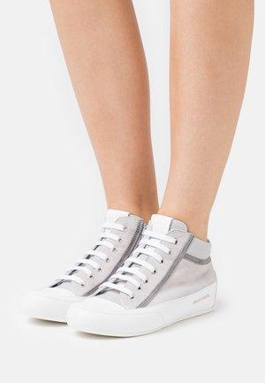 DENVER - Baskets montantes - grey/bianco