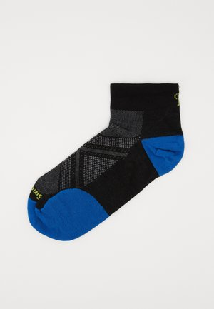 PHD RUN - Sports socks - black