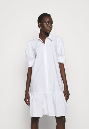 ROSIE ALISE - Shirt dress - white