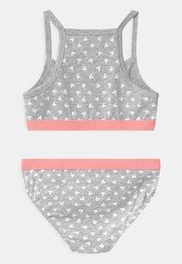 OVS - Underwear set - grey melange - 1