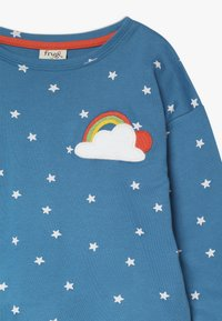 Frugi - BETHANY BOXY - Langærmede T-shirts - steely blue - 3