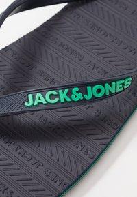 Jack & Jones - JFWFLIPFLOP 2 PACK - Badesko - multicolor - 6