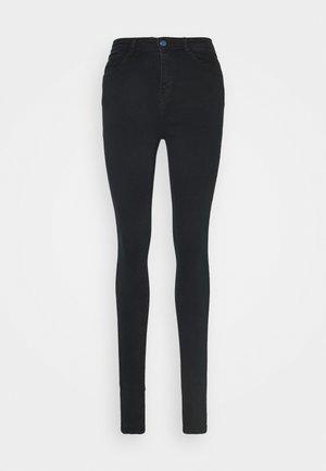 LUCY  - Jeans Skinny Fit - blue black denim