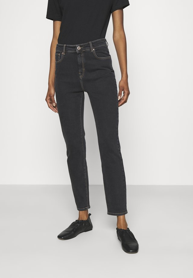 PANDORO - Slim fit jeans - black