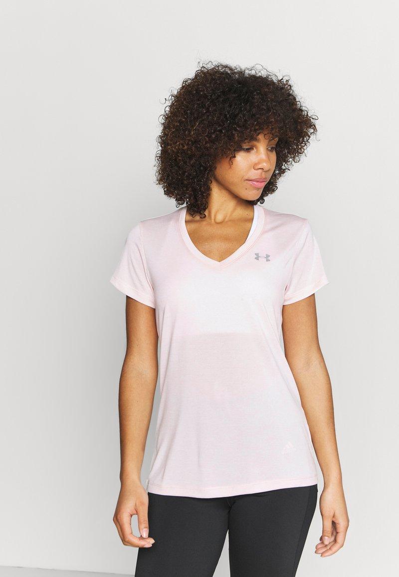 Under Armour - TECH TWIST - T-shirt con stampa - beta tint