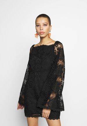 DIAMOND - Sukienka koktajlowa - black