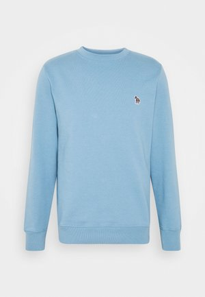 CREW NECK - Sweatshirt - light blue