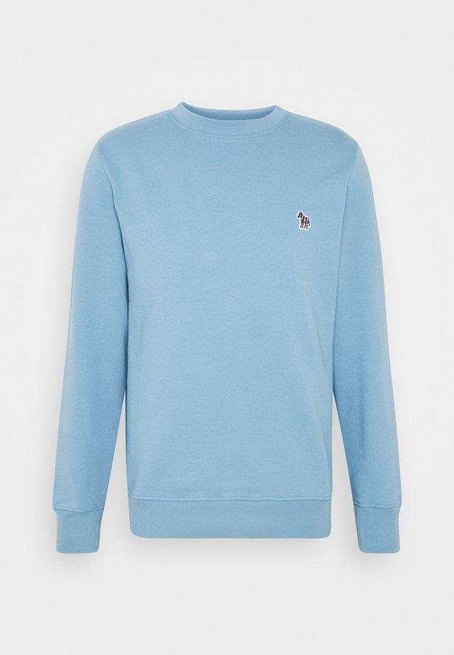 CREW NECK - Collegepaita - light blue