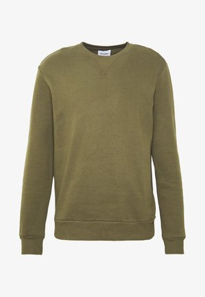 ONSORGANIC CREW NECK - Bluza - olive night
