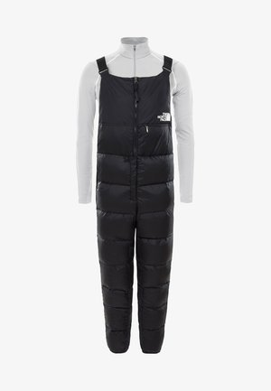 M NUPTSE BIB - Trousers - tnf black