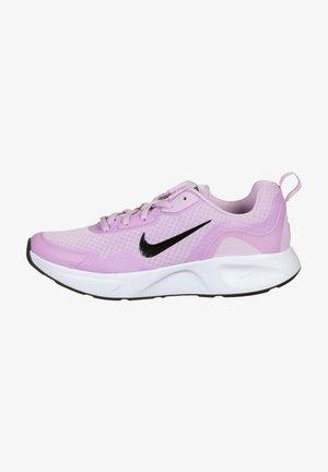 Trainers - light arctic pink / black