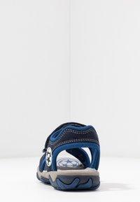 Superfit - MIKE - Walking sandals - blau - 3