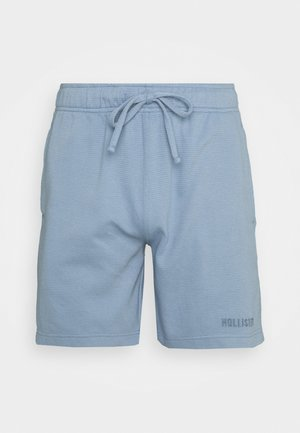 LOUNGE BOTTOM OTTOMAN SHORTS - Pyjama bottoms - faded denim