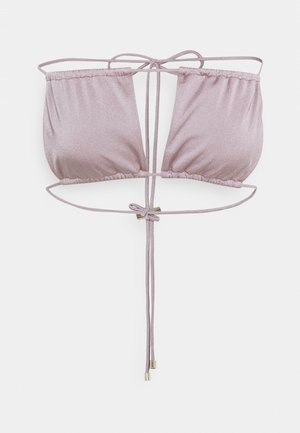 BRUNA - Haut de bikini - ēderu rōze