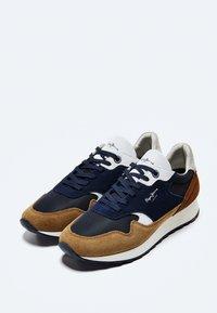 Pepe Jeans - SLAB SUMMER - Sneakers - cognac - 2